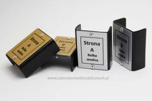 Tabliczki znamionowe - dla przemysłu