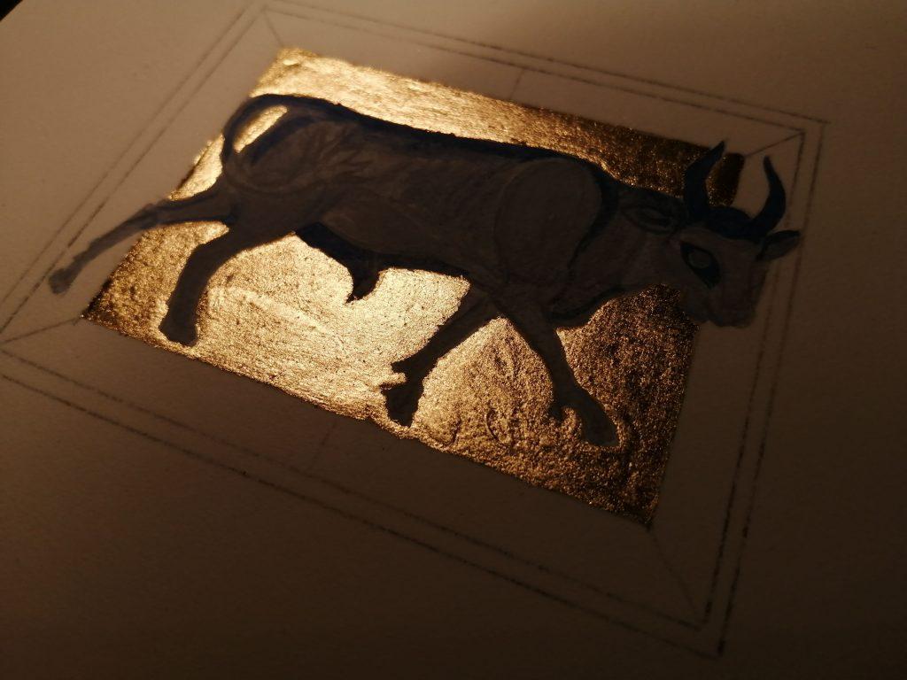Blask złota